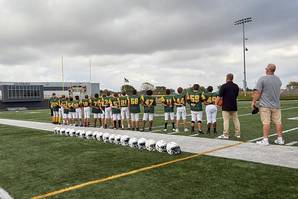 JFL Packers vs Vikings Championship Game October 3, 2021