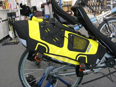 recumbent saddlebags