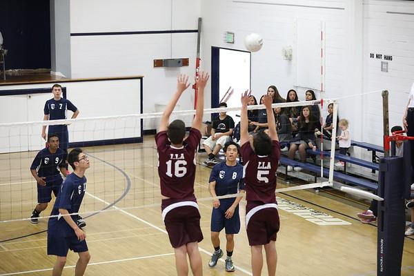 BJVVB vs Loma Linda Academy 4/27/17