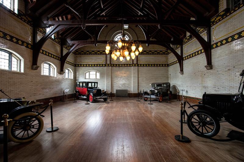 Casa Loma Interiors