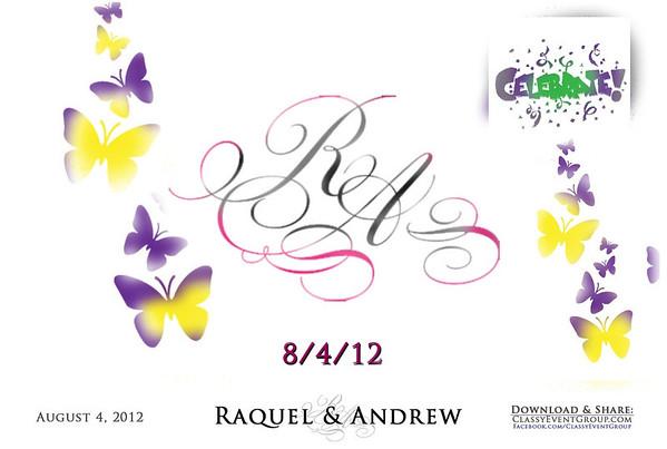 2012-08-04 Raquel and Andrew's Wedding