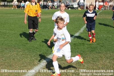 Northwest Cup 2012 Boys - Day 3