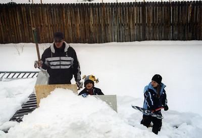 2006 Sash Snow Day Party