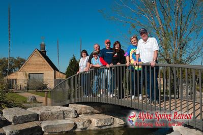 Alpha Spring Retreat 2007