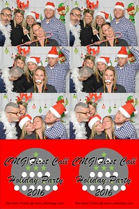 CMG/First Call Holiday Party 2016