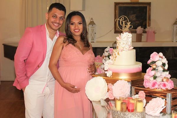 Jesica & Andres Baby Shower
