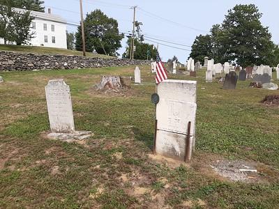 James Moore Grave