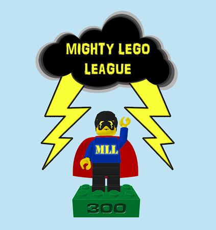 Mighty Lego League