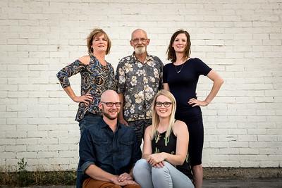 McGlamery Extended Family Aug  2018