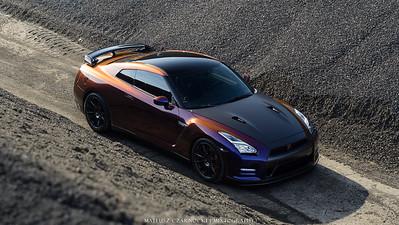 Nissan GTR R35 - Elicit Design Solutions