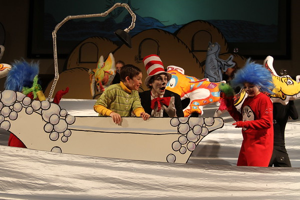 Seussical Jr. 2011