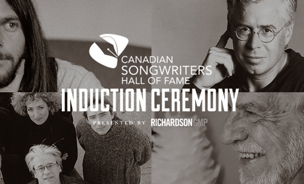 Canadian Songwriters Hall of Fame - Sponsored by Richardson GMP