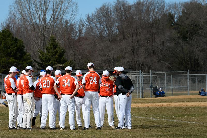 WBL Boys Baseball -V- Woodbury 2019