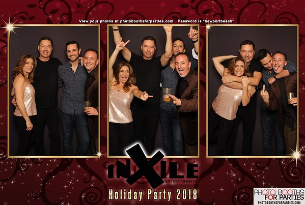 inXile Holiday Party 2018