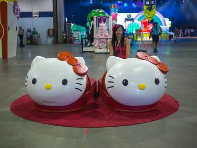 Hello Kitty Trip with Doreen