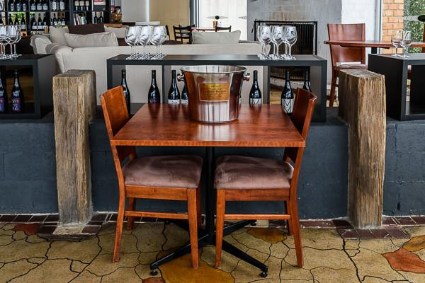 Macedon Wine Room