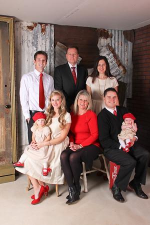 Cash Family 2014