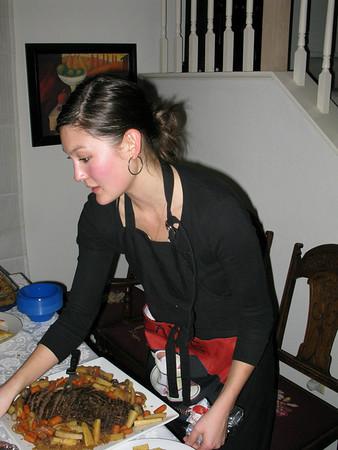 Kass House Hanukka Party-Dec 2009