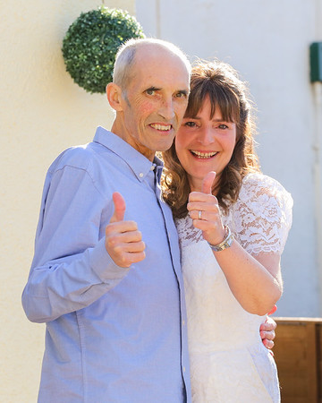 Mr & Mrs Todhunter Wedding 2021