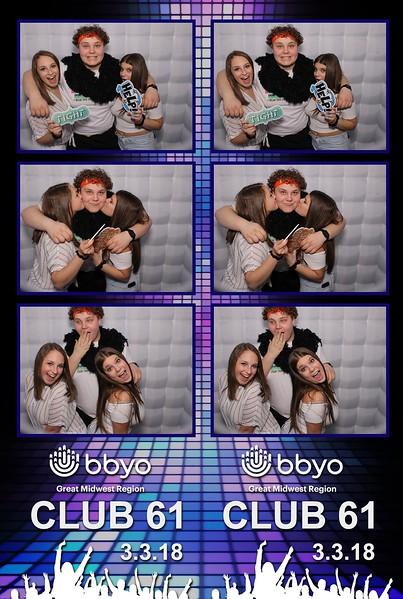BBYO Club 61 (03/03/18)