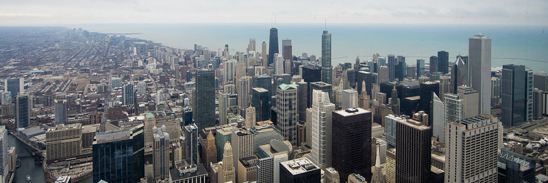 This was formerly the Sears Tower