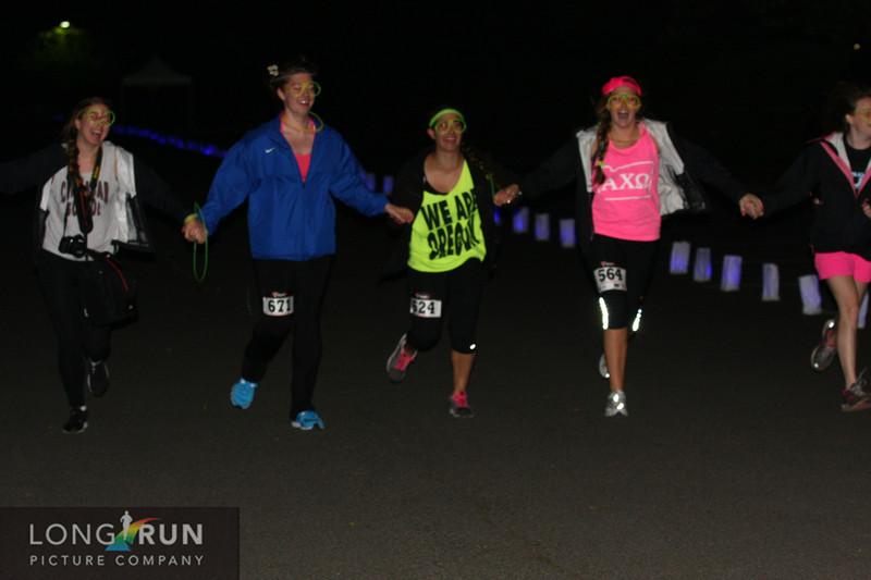Moonlight 5-Mile 2012