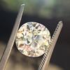 3.46ct Old European Cut Diamond GIA M, VS1 10