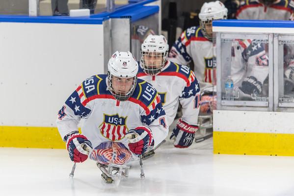 2016 Pan Pacific Sled Hockey Championship - Buffalo, New York 03/02/2016