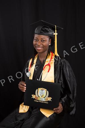 TUESDAY July 12th, 2016 Graduation Portraits