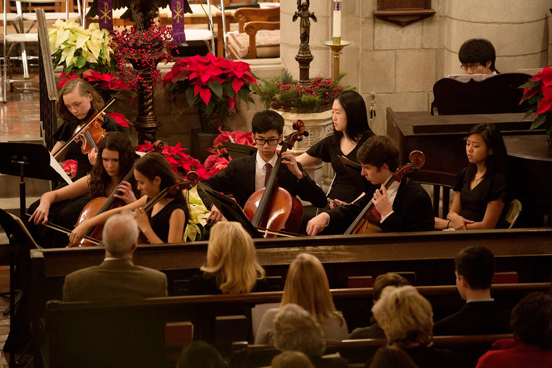 Lessons and Carols 2014