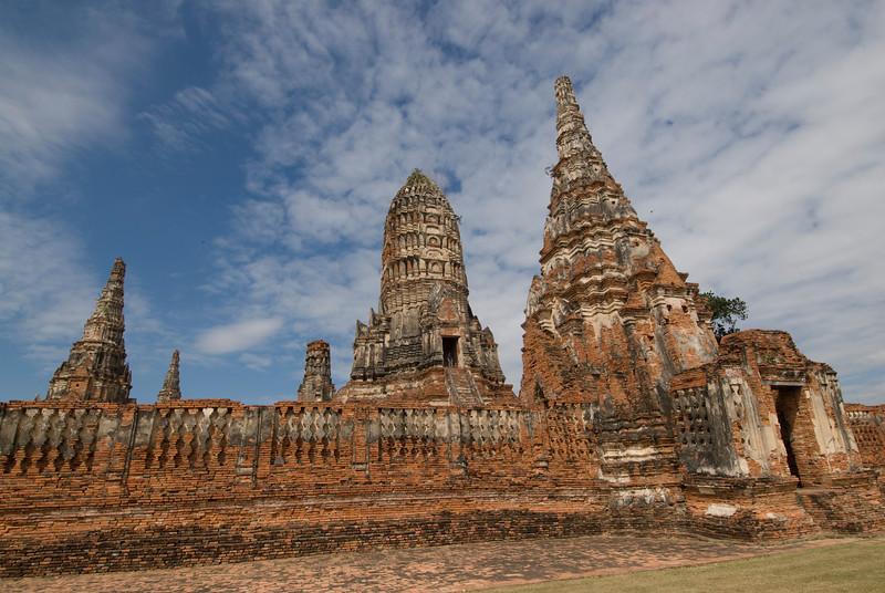Wat Chaiwatthanaram 9 - Ayutthaya, Thailand.jpg