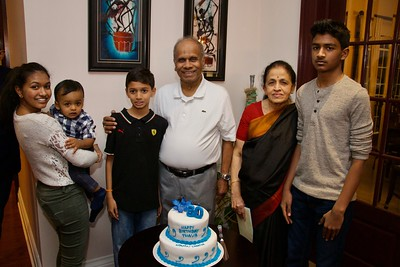 Uncle Thava's 80th BDay 03-25-2017