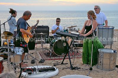 Dalton Portella Band at The Sunset Saloon, Montauk NY 07.26.07