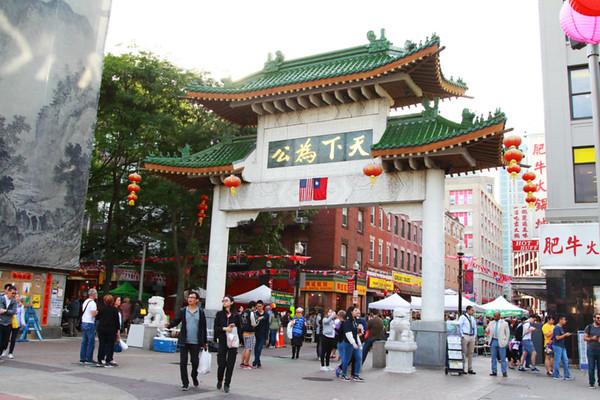 Chinatown 2018
