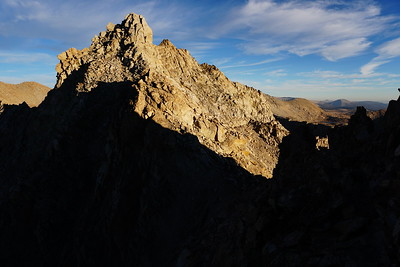 Deerhorn Mountain 13,291', September 2018