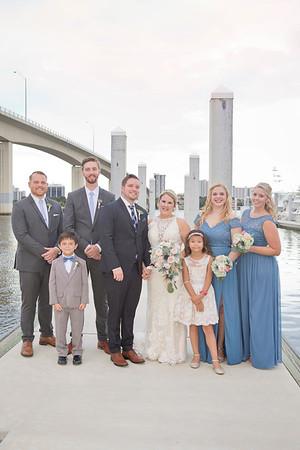 Luke and Danielle Wedding