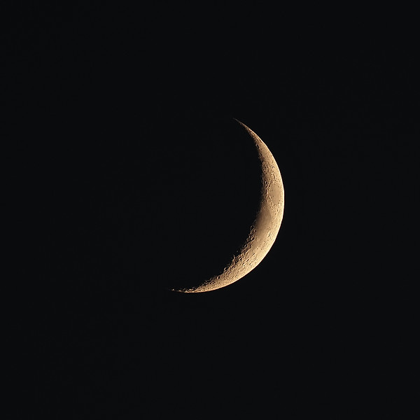 Waxing Crescent 11%