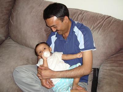 Toronto Trip Nikhil Vaidya Family 2009