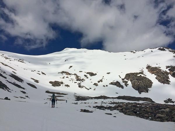 Jasper Peak June 2015