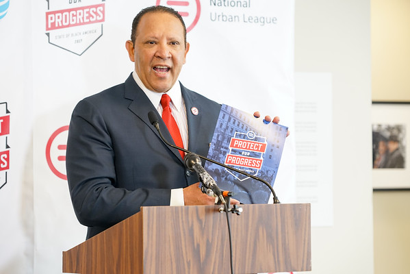 Press Conference - State of Black America