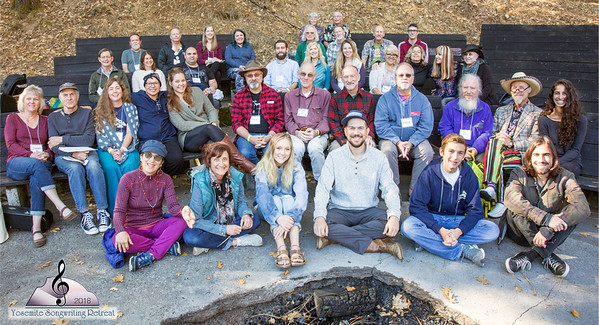 2018 Yosemite Songwriting Retreat
