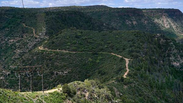 Casner Mountain Trail SxS 2019