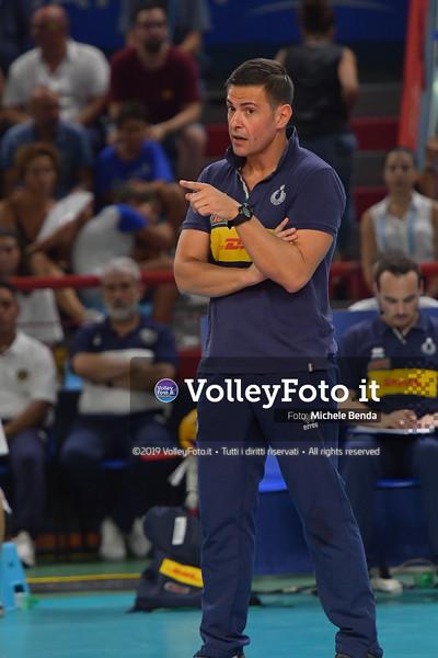 ITALIA vs SERBIA, 2019 FIVB Intercontinental Olympic Qualification Tournament - Men's Pool C IT, 11 agosto 2019. Foto: Michele Benda per VolleyFoto.it [riferimento file: 2019-08-11/ND5_7240]