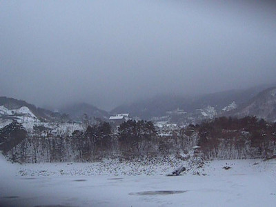Muju Ski Resort - December 25th, 2005