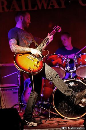 Waiting for Sunday/Live on Brighton/The Velvet Chameleon, August 2, 2011