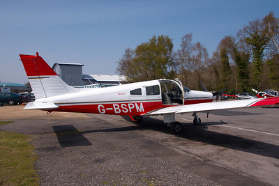 Trial flight at Bornemouth | April 2010