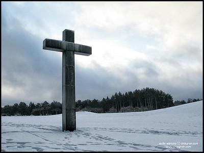 4 januari 2010: Skogskyrkogården