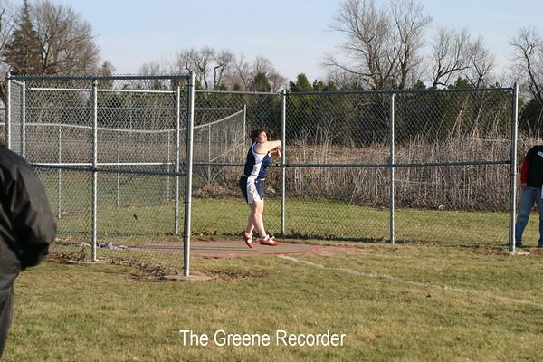Girls Track Garner