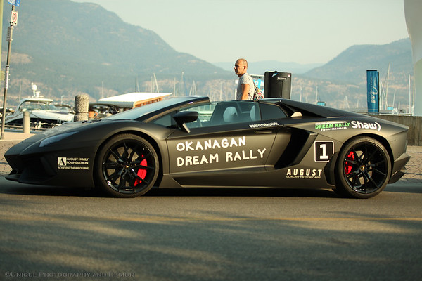 Okanagan Dream Rally 2017
