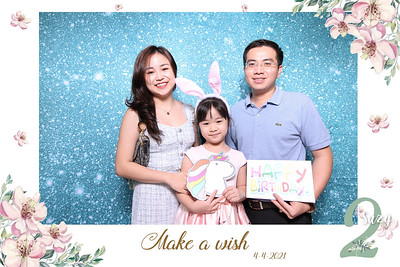 Event - Suzy's 2nd Birthday